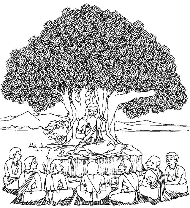 Samadhi: Estado mental en el que voluntariamente nos unimos tan profundamente con el objeto de nuestra indagación  que los límites de nuestra identidad personal quedan momentáneamente de lado. Cuando estamos en tal estado nuestra percepción es totalmente clara y comprendemos completamente la cosa con la que nos estamos relacionando