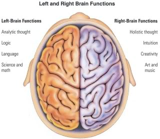 Right-LeftBrain