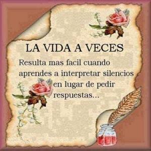 interpretar silencios